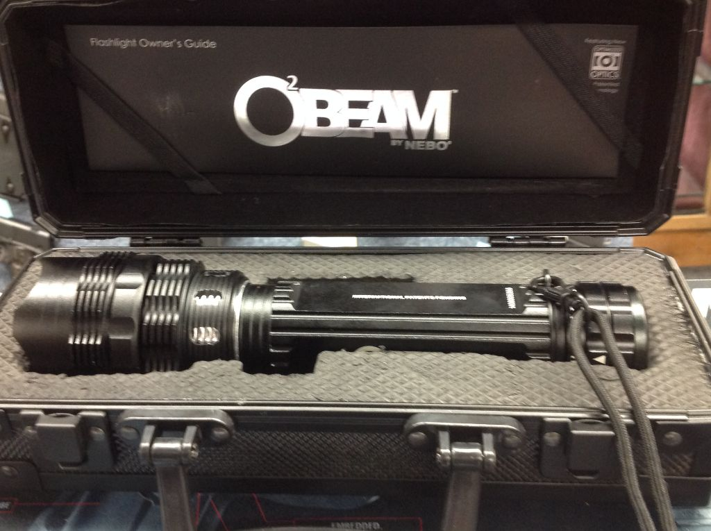 Beam Flashlight