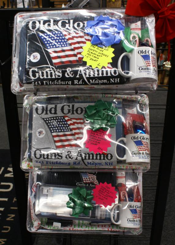 Xmas Gifts for Gun Lovers in NH