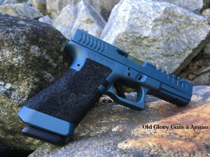 Glock 22 converted to 9mm and maybe a few other changes